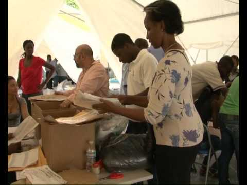 MaximsNewsNetwork: HAITI ELECTIONS UPDATE - BALLOTS CLASSIFIED (UN MINUSTAH)