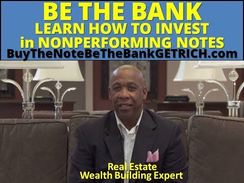 Terry Bontemps Coaches Canadian Real Estate Investors How To Make Money Buying Notes
