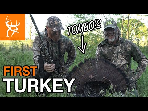 TOMBO SWOOPS IN on a VETERAN TURKEY HUNT | BUCK COMMANDER
