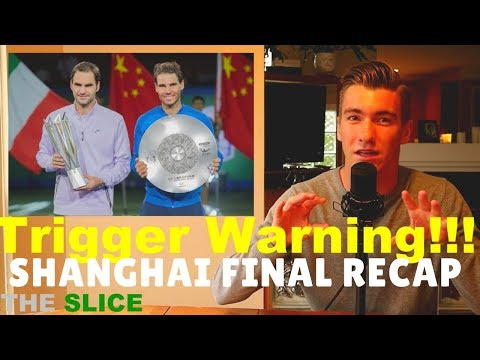 Why Federer Beat Nadal in Shanghai | THE SLICE