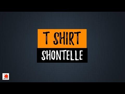 TShirt  Shontelle Lyrics HQ Audio