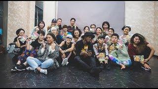 mous gamee | paris to japan | dance workshop