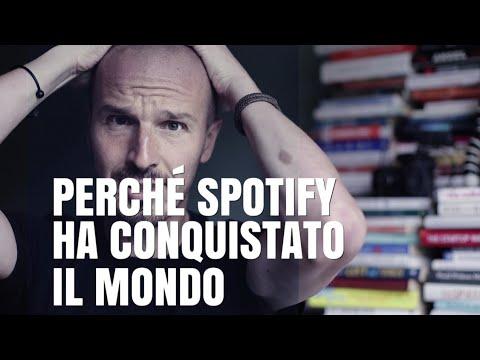 Come ha fatto Spotify a conquistare il mondo