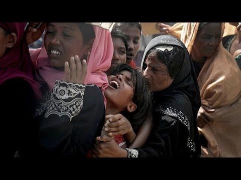 euronews (en español): Birmania niega en la ONU un genocidio Rohingyá