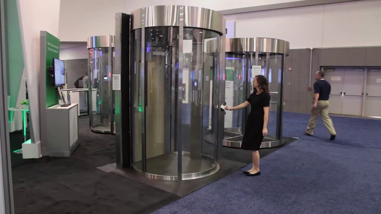 Security Entrances and Biometric Access Control Devices