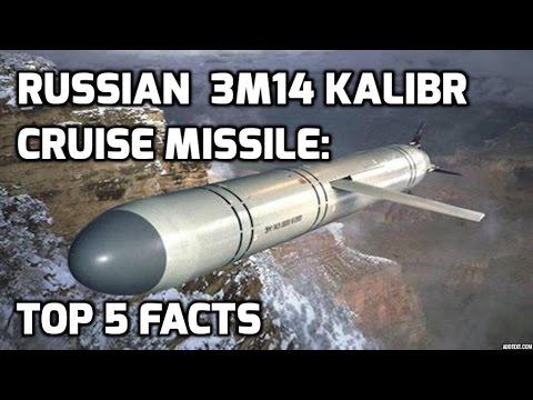 RUSSIAN 3M14 KALIBR