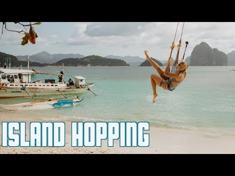 ISLAND HOPPING IN EL NIDO PHILIPPINES | FINDING PARADISE EVERYWHERE WE GO