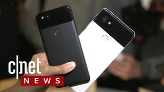 Google Pixel event wrap up