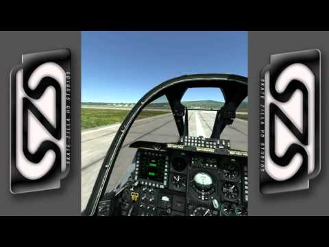 DCS World : Oculus VR Quick Mission