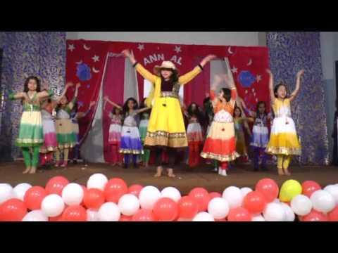 Deewani Mastani Dance[ H-P=S=School Annual day-2015 ]