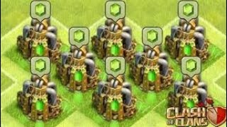 #like #subscribe #views I WILL ATTACK VILLAGE IN CLASH OF CLAN