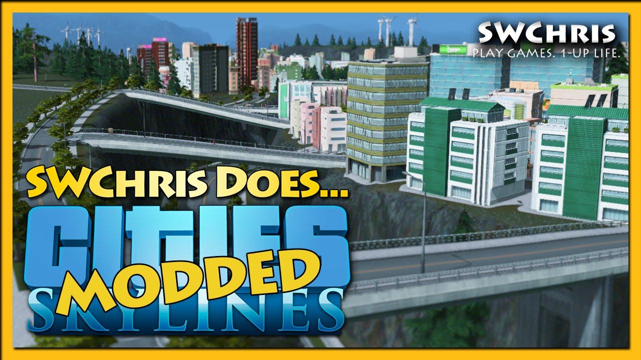 City Skylines Addons