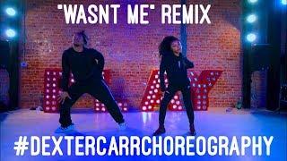 Wasnt Me Remix Dexter Carr Choreography Dextercarrchoreography Graphicmuzik