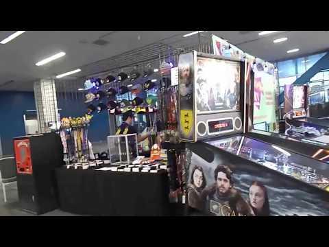 Silicon Valley Comic-Con Gaming area