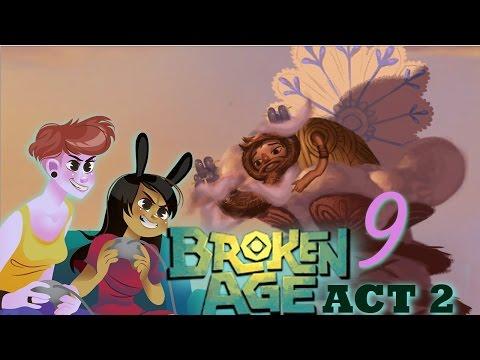 BROKEN AGE ACT 2 - 2 Girls 1 Let's Play Part 9: Lightness Falls