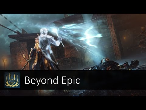 Easy Level 30 Rune Beyond Epic - Middle-earth: Shadow of Mordor The Bright Lord DLC