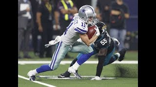 Dallas Cowboys All 22 Film Session || Cole Beasley Emerges