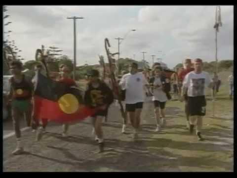 Heiliger Lauf durch heiliges Land - Der Sacred Run 1993 durch Australien und Neuseeland (Aotearoa)