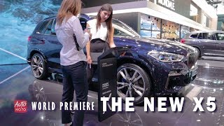 The NEW 2019 BMW X5 M50d - Exterior And Interior Walkaround - 2018 Paris Motor Show