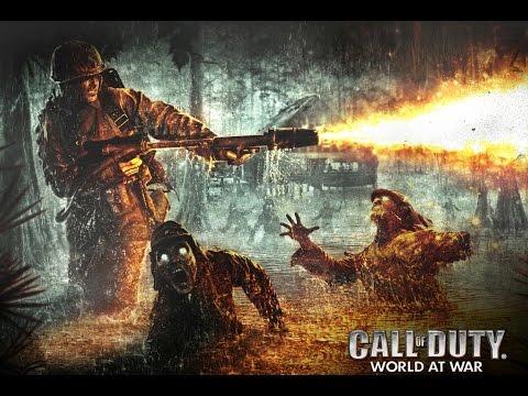 Музыка из call of duty world at war зомби