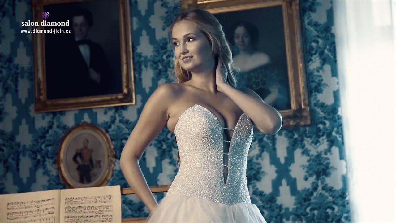 Reklamni Video Svatebni Saty Pro Svatebni Salon Diamond Jicin