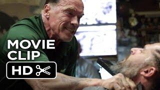 Sabotage Movie CLIP - Occupational Hazard (2014) - Arnold Schwarzenegger Movie HD