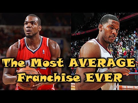 The Most AVERAGE Franchise in NBA History