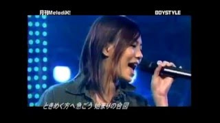 Aired on 20th November 2004 - Melodix! (Japanese TV Music Program)