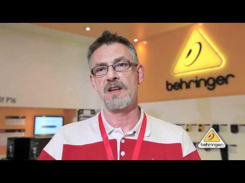 BEHRINGER Partner - Fred Thomas - Netherlands - English