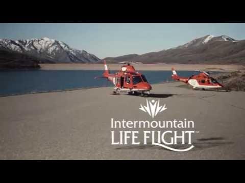 Intermountain Life Flight Hoist Rescue