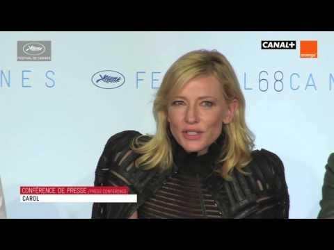 Cate Blanchett Moments Part 1