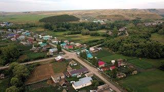 Колхоз (СПК) Урал 2019г. Миякинского района Башкирии 4k видео