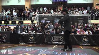 POPPING JOHN Judge Demo OCEAN BATTLE SESSION vol. 9, Taiwan | YAK BATTLES