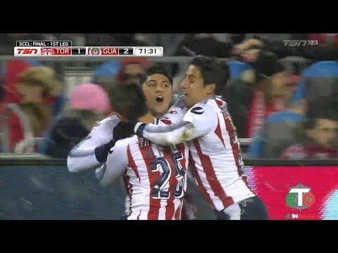 Toronto vs Chivas Concacaf Champions League Final 1st Leg