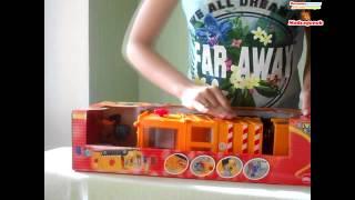 Видеообзор: Купить Большой Мусоровоз детский с аксессуарами Dickie Toys, 38 см, 3414498(, 2015-05-03T17:49:42.000Z)