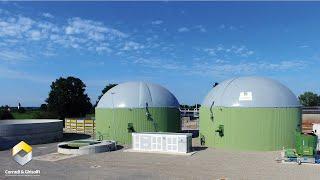 Impianto biogas 250kw