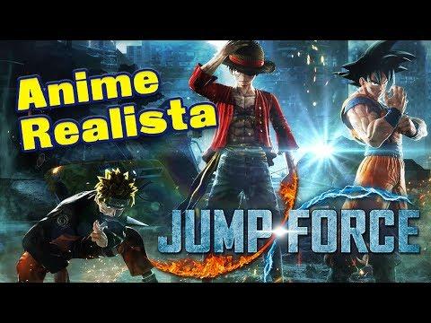 Anime e Bagaceira em Jump Force! - Série?