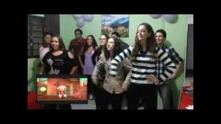 Video Apache Jump On It Just Dance 3  Festa da Naty download MP3, 3GP, MP4, WEBM, AVI, FLV Mei 2018
