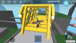 Shipping run on roblox and run on mini world