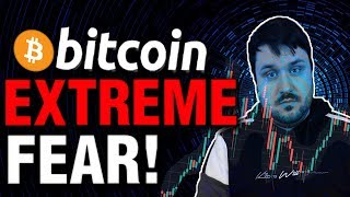 Extreme Fear in the Bitcoin Markets – Opportunity?