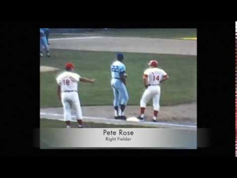 Cincinnati Reds vs New York Mets @ Crosley Field  August 6, 1970