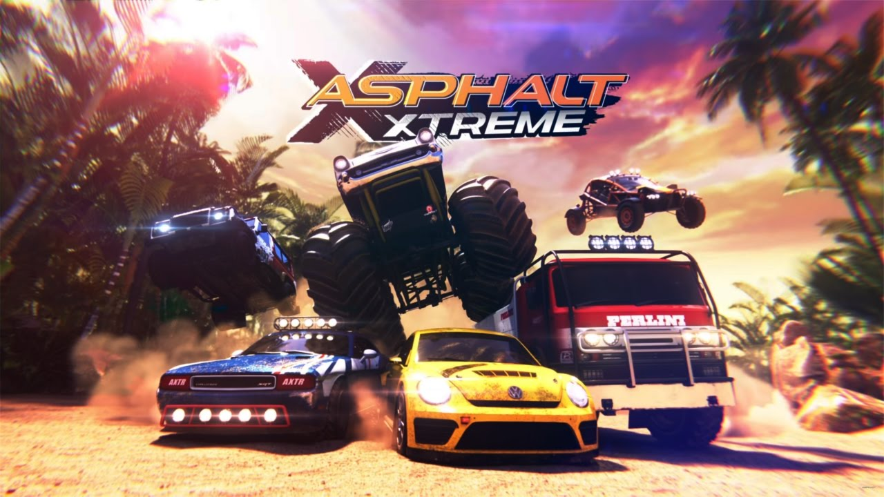 Iphone X Default Wallpaper Asphalt Xtreme By Gameloft Ios Android Hd Gameplay