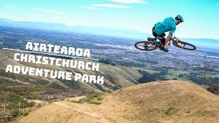 Airtearoa Jump Track  Christchurch Adventure Park NZ