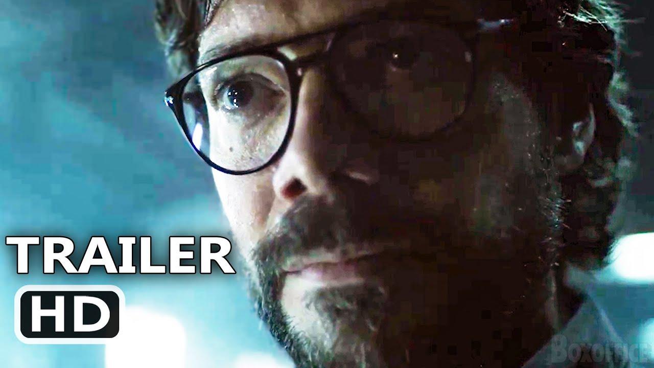 MONEY HEIST Season 5 Teaser Trailer (2021)