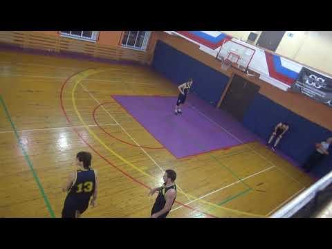 СКА-Баскет - Метрострой
