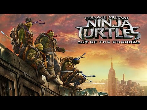 TEENAGE MUTANT NINJA TURTLES: OUT OF THE SHADOWS | Trailer #2 | DE