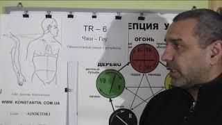 видео Восточная медицина и лечение невралгии