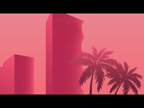 The Midnight - Sunset (Michael Cassette Remix) (Official Lyric Video)