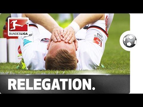Lasogga Provides Hamburg Lifeline - Ingolstadt's Late Relegation Drama