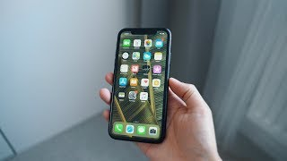 iPhone XR Black Review - The Best Choice For Most